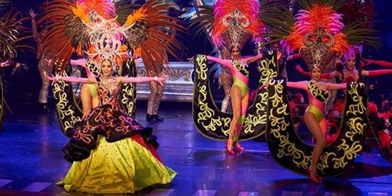 Điểm bán vé Tiffany Show ở Pattaya giá rẻ nhất