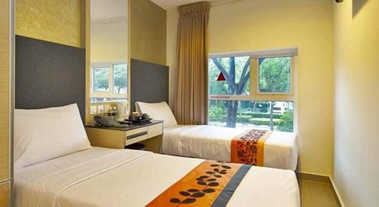 Bí kíp bỏ túi đặt phòng khách sạn ở Singapore