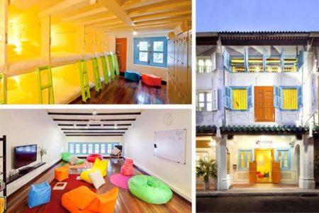 Review những khu vực nên đặt phòng khách sạn ở Singapore giá rẻ