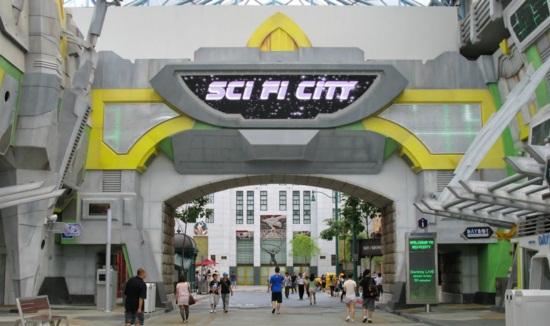 Công viên universal studios ở singapore nơi giải trí đẳng cấp thế giới